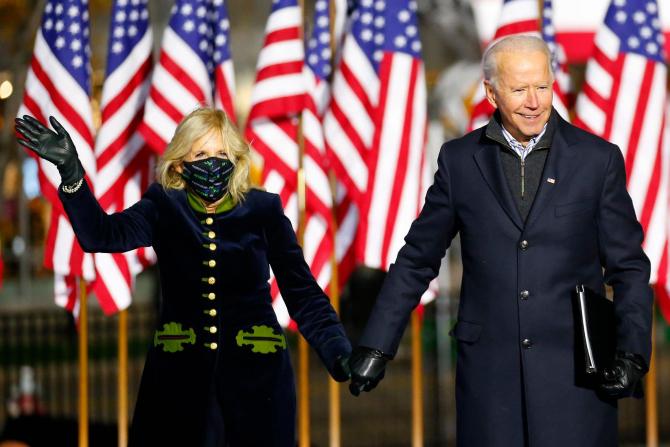 Joe Biden câștigă alegerile prezidențiale