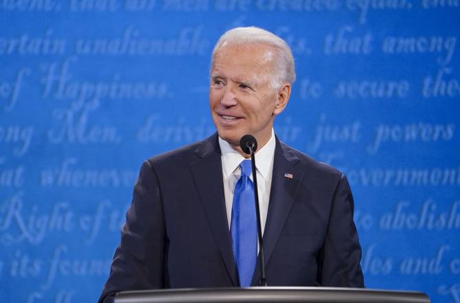 Primul LUCRU făcut de Joe Biden ca președinte al SUA