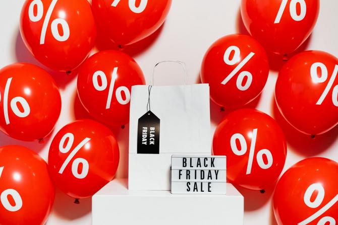 Campania de Black Friday durează mai mult de o lună