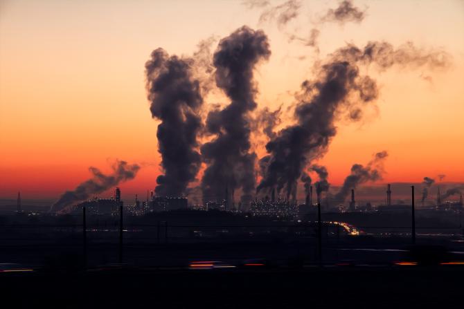 Senzorii au înregistrat o poluare accentuată în anumite zone din București