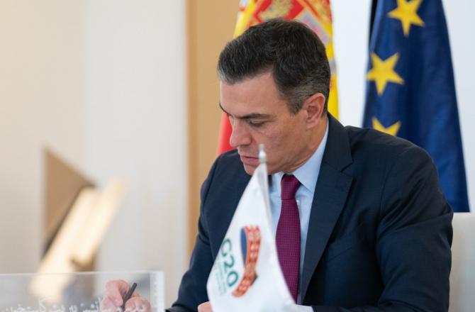 Premierul Spaniei, semnale încurajatoare
