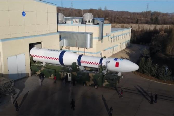 Ghila a lansat cu succes primul satelit de comunicații 6G