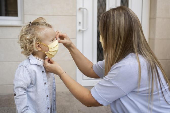 Organismul copiilor este dotat cu un sistem imunitar special care la adulți nu mai există