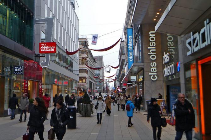 Suedia se așteaptă la o iarnă grea