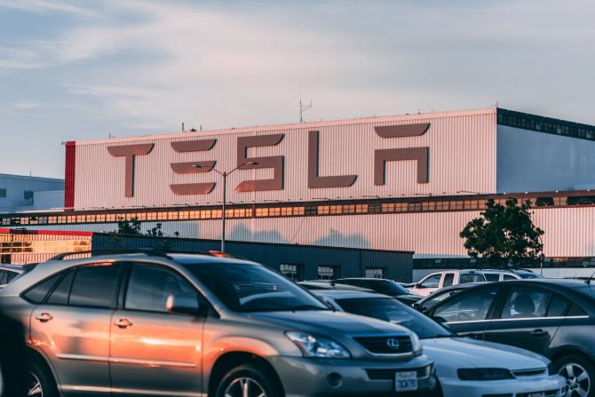 Uzinele Tesla