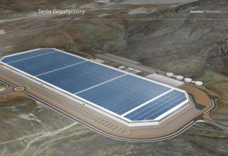 Giga fabrica Tesla / Foto: Tesla