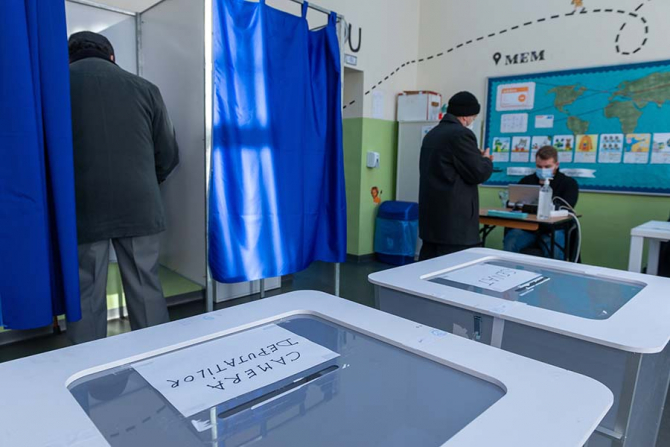 Surpriza alegerilor