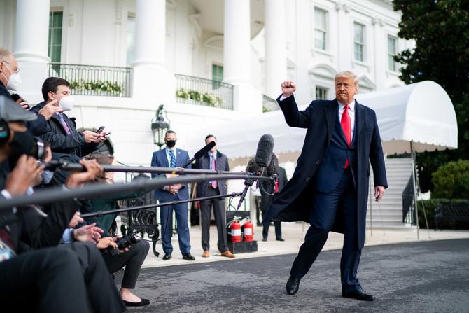 Donald Trump / Foto: Flickr, Casa Albă