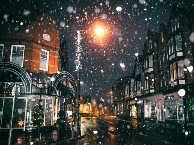 Iarna în următoarele patru săptămâni va fi diferită