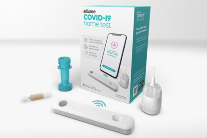 Primul test la domiciliu pentru Covid-19, aprobat de FDA