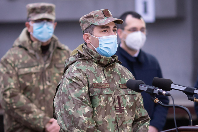 Valeriu Gheorghiță / Foto: Radu Bădoiu / gov.ro