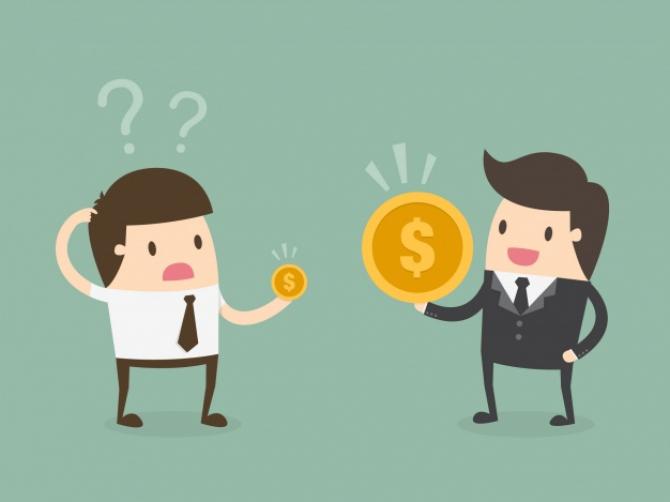 Salariul minim pe economie urmează să fie majorat în 2021
