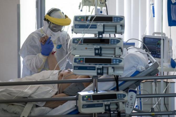 GCS. Bilanț infectări COVID-19