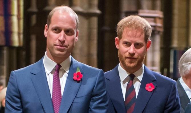 William și Harry
