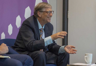 Bill Gates / Foto: Flickr / Number 10