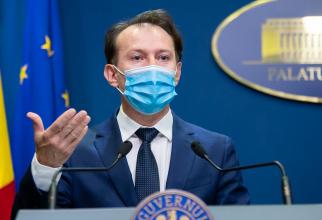 Florin Cîţu: Programările pentru etapa a doua de vaccinare anti-COVID merg bine