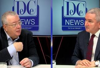 Nicu Marcu (ASF), pledoarie pentru pensiile ocupaţionale. Bogdan Chirieac: Soluţie pentru pensiile speciale