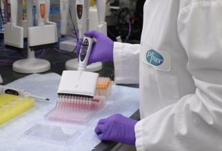 UE vrea EXPLICAȚII: Vom solicita lămuriri din partea grupului farmaceutic Pfizer