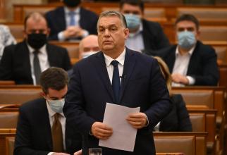 Viktor Orban a vorbit despre MAJORAREA IMPOZITELOR