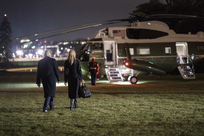 Donald Trump își încheie mandatul într-un mod lamentabil