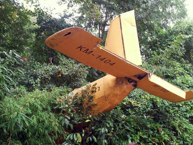În ciuda faptului că au fost mult mai puține zboruri au fost extrem de multe accidente aviatice