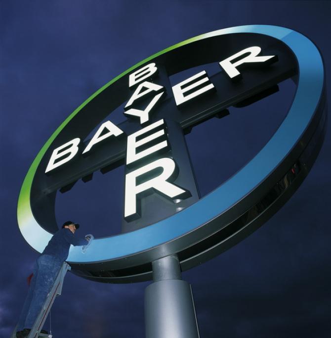 Bayer este de acord sa ajute