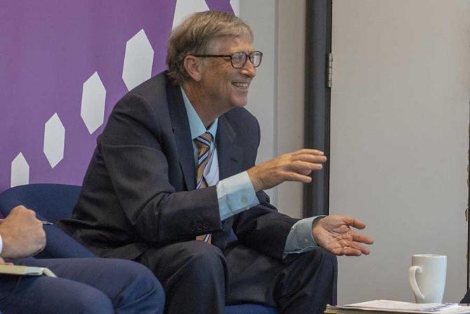 Bill Gates / Foto: Flickr / Number 10