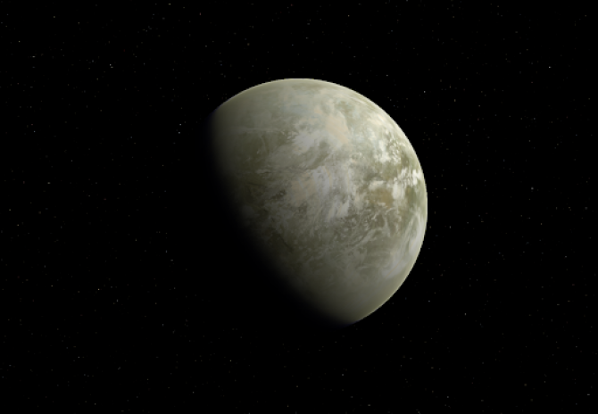 S-a vorbit intens despre planeta Clarion mai ales în anii 60