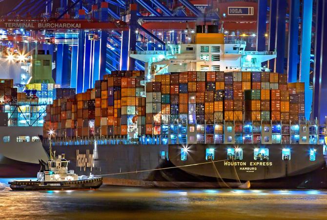 China este cea mai mare consumatoare de containere maritime