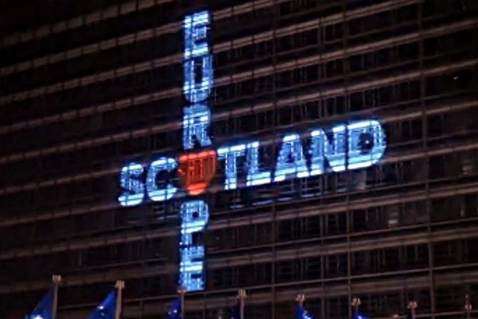 Scoțienii vor independența față de Anglia