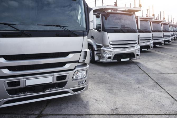 Prețul transportului rutier pe relația cu Marea Britanie s-a scumpit de patru ori