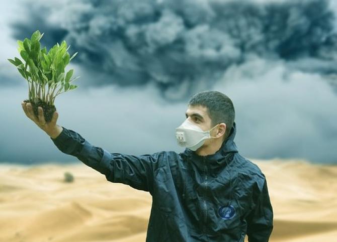 Calitatea aerului este măsurată în timp real prin analizarea cantitativă a particulelor PM2.5 și PM 10, prezente în atmosferă.