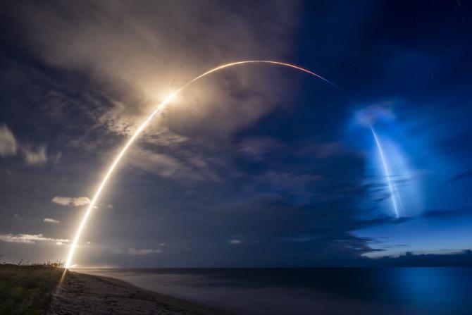Sistemul Starlink al lui Elon Musk va oferi internet de mare viteză