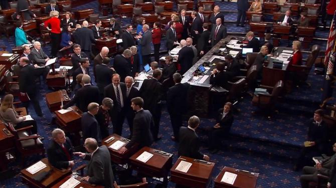 Senatul SUA