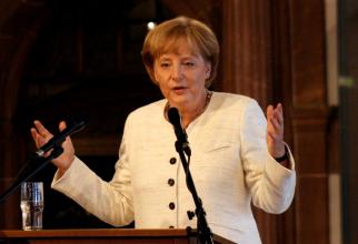 Cancelarul Germaniei pare mai optimistă