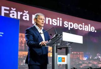 Dacian Cioloș susține că subiectul pensiilor speciale trebuie discutat și în Parlamentul European