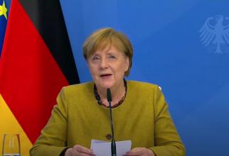 Angela Merkel a făcut un APEL IMPORTANT la germani