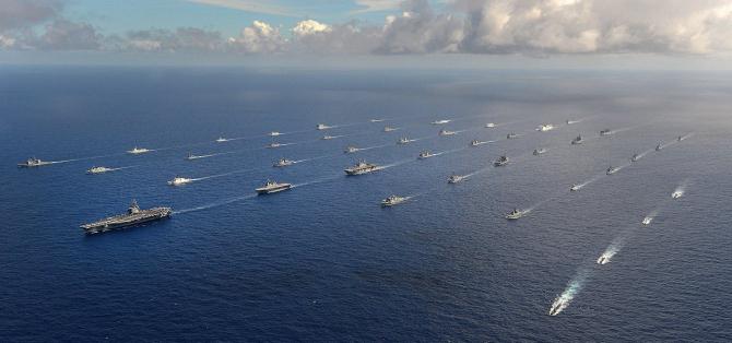 SUA au retras din regiune portavionul USS Nimitz