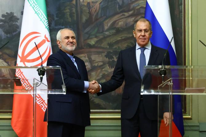 Vizita lui Lavrov la Teheran