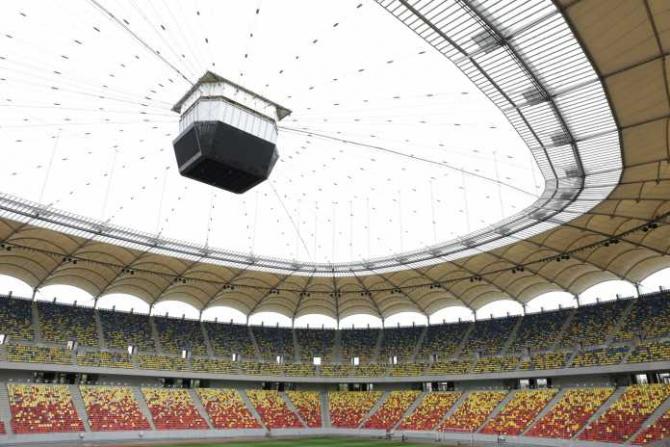 Arena Națională. Nu se creează precedent pentru alte evenimente, EURO având regim special.