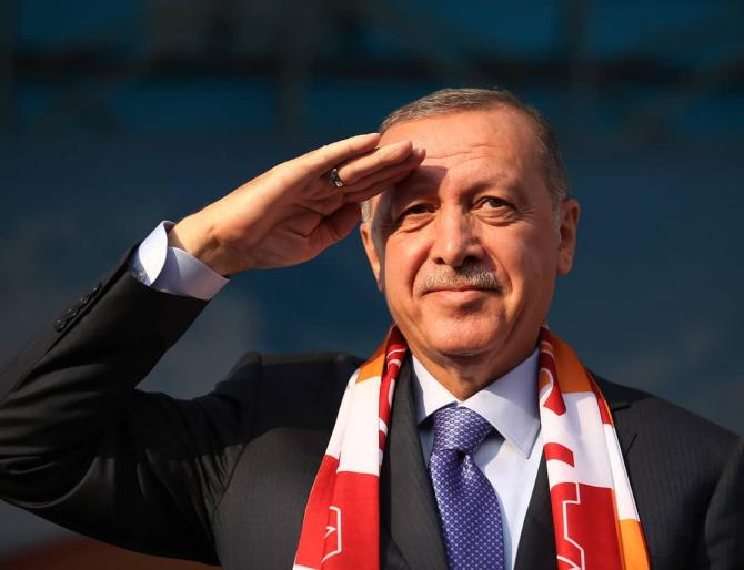 Interesele noastre comune cântăresc mult mai greu decât diferenţele, a declarat Erdogan