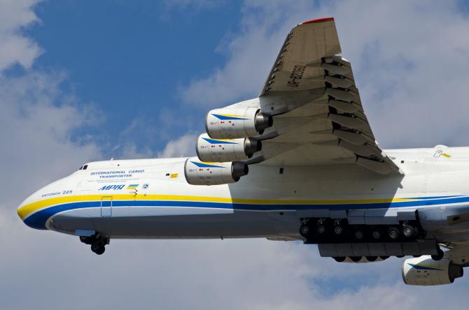 Avion Antonov 225