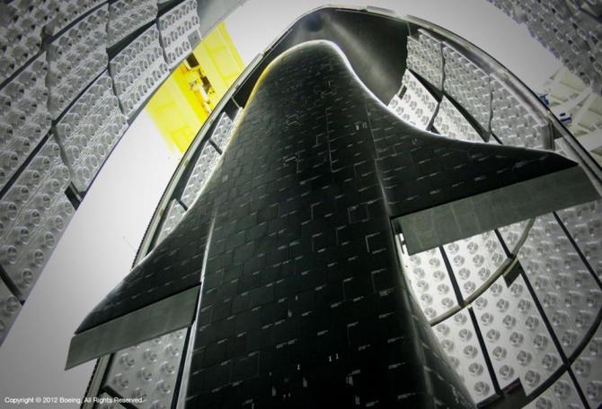 Proiectul X-37B, Boeing