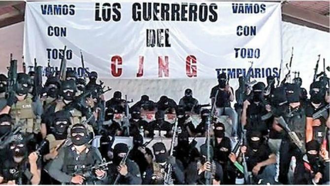 Cártel de Jalisco Nueva Generación (Cártel de Jalisco Nueva Generación) este la fel de periculoasă ca și Sinaloa