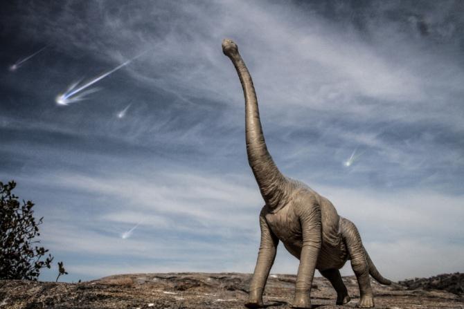 Asteroidul care a lovit Pământul a fost un eveniment catastrofal