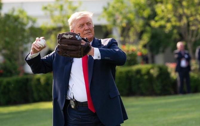 Săptămâna viitoare va fi una de foc pentru Trump