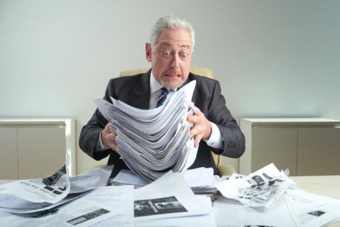Pensionarea presupune întocmirea unui dosar