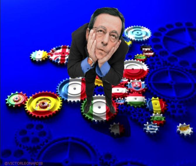 Draghi a spus că guvernul său va privi spre viitor prin adoptarea unei serii de reforme orientate spre încurajarea creşterii pe termen lung a economiei italiene, care trece prin cea mai gravă criză de după Al Doilea Război Mondial