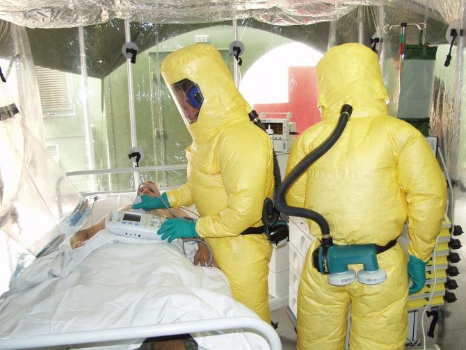 Primele cazuri de Ebola au reapărut în Africa de Vest