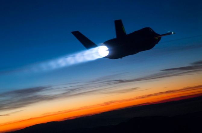 F-35 Lockheed-Martin